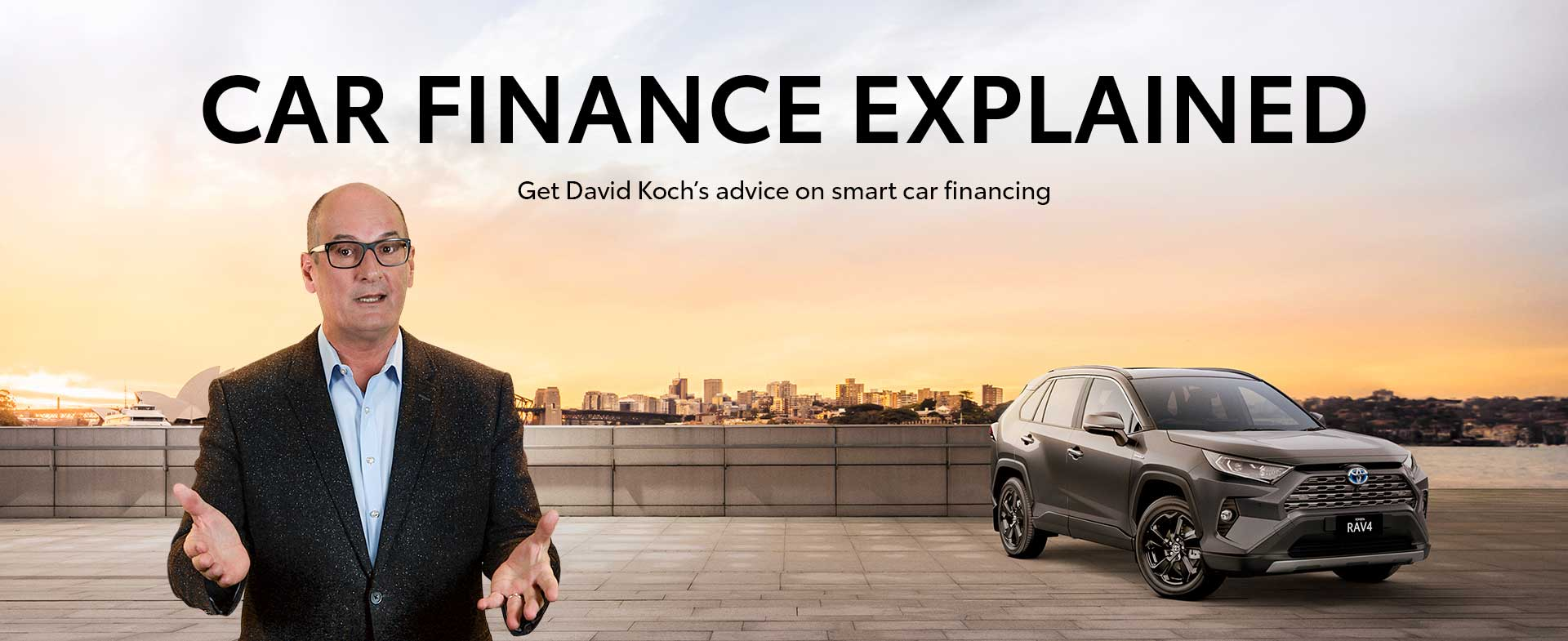 Get Kochie's advice on smart car financing.